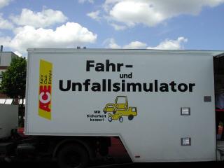 unfallsimulator